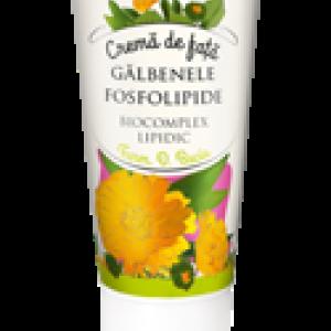 Crema Fata Galbenele Fosfolipide 50ml, Plafar Impex