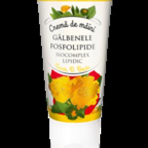 Crema Maini Galbenele si Fosfolipide 50ml, Plafar Impex