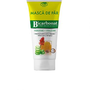 Masca par hidratanta cu bicarbonat 150ml, Plafar Impex