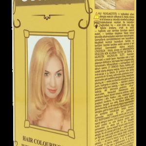 Balsam Colorant pentru Par Henna Sonia Nr.1 - Blond luminos 75g, Kian Cosmetics
