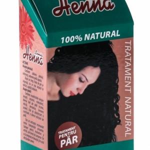 Tratament Regenerator pentru Par Henna 100g, Kian Cosmetics