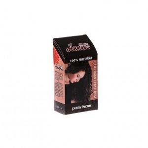 Vopsea par Henna Saten inchis 100g, Kian Cosmetics