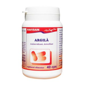 Argila 40cps, Favisan