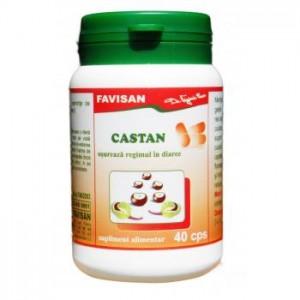 Castan 40cps, Favisan