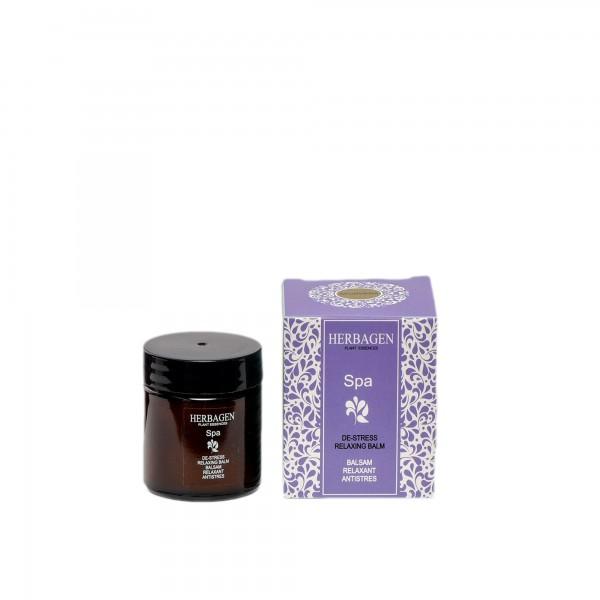 Balsam relaxant anti-stres Ayurveda, 30 ml, Herbagen