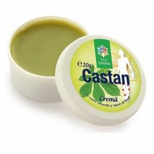 Crema de castan, 20 g, Steaua Divina