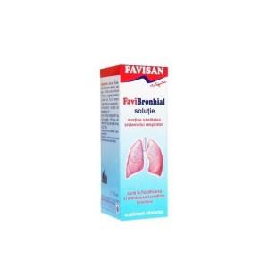 FaviBronhial solutie 10ml, Favisan