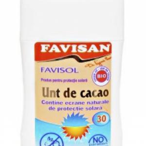 Unt de Cacao FPS30 60g, Favisan