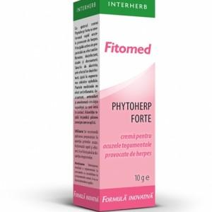 Fitomed Crema Phytoherp Forte, 10 g, Interherb