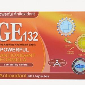 Antioxidant Formula GE132, 60 cps, International Health