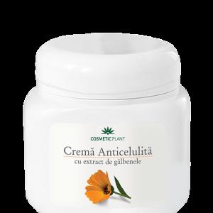 Cremă anticelulită cu extract de gălbenele, 500 ml, Cosmetic Plant