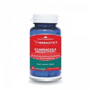 Echinaceea Indiana, 30 cps, Herbagetica