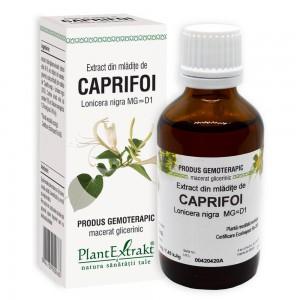 Extract din mlădiţe de CAPRIFOI NEGRU - Lonicera nigra MG=D1, 50 ml, PlantExtrakt