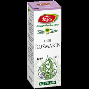 Rozmarin A11, ulei esențial, 10 ml, Fares