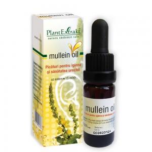 Mullein Oil, 15 ml, PlantExtrakt