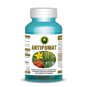 Antifumat, 60 cps, Hypericum