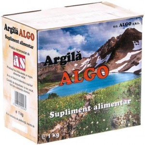 Argila Algo, 1 kg, Algo