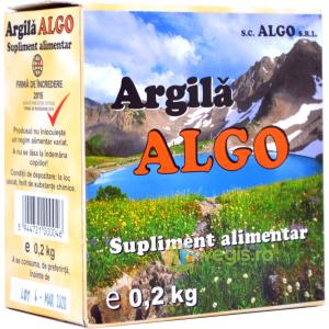 Argila Algo, 200 g, Algo