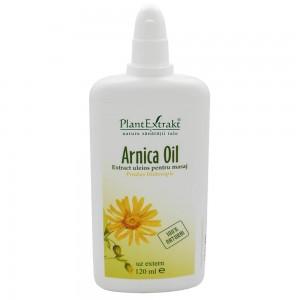 Arnica Oil, 120 ml, PlantExtrakt