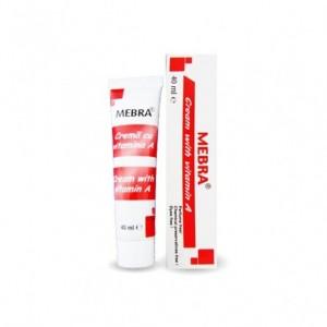 Crema cu Vitamina A, 40 ml, Mebra