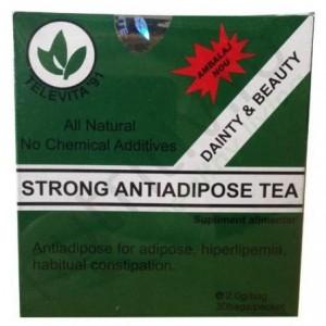 Ceai antiadipos Strong, 30 plicuri, China Meheco Corporation