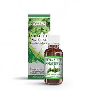 Indulcitor Hyper Stevia Rebaudiana, 50 ml, Hypericum