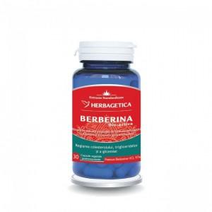 Berberina, 30 capsule, Herbagetica