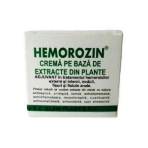 Crema Hemorozin, 50 ml, Elzin Plant