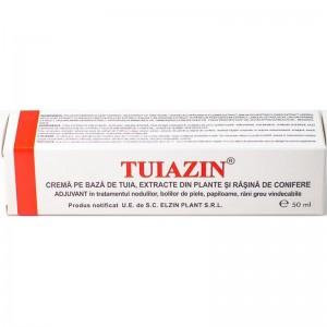 Crema Tuiazin, 50 ml, Elzin Plant