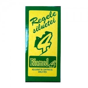 Biomed 4, 100 ml, Biomed International