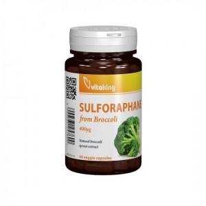 Sulforaphane din broccoli 400 mcg, 60 capsule, Vitaking