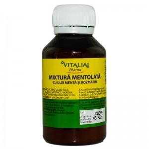Mixtura mentolata, 100 g, Vitalia Pharma