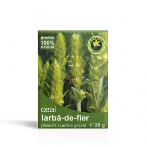 Ceai iarbă de fier, vrac 20 g, Hypericum