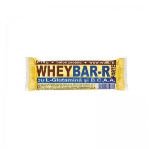 Baton Whey Bar-R forte, 70 g, Redis Nutritie
