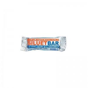 Baton Siluet Bar, 40 g, Redis Nutritie