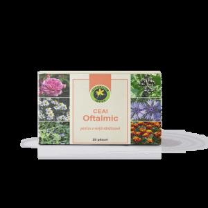 Ceai medicinal oftalmic, 20 plicuri, Hypericum