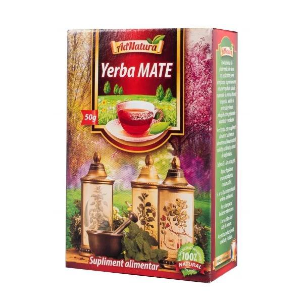 Ceai Yerba Mate, vrac 50 g, AdNatura