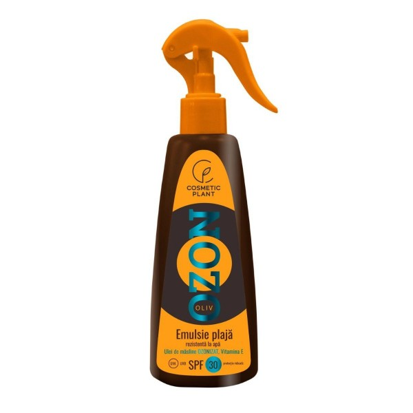 Emulsie de plaja Ozon SPF30, 200 ml, Cosmetic Plant