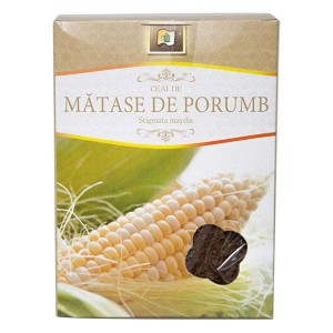 Ceai matase de porumb, 50 g, StefMar