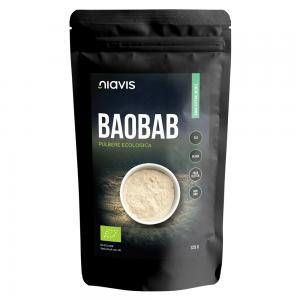 Baobab pulbere ecologica, 125 g, Niavis