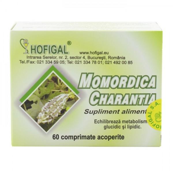 Momordica Charantia, 60 comprimate, Hofigal