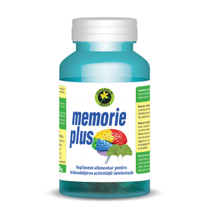 Memorie Plus, 60 capsule, Hypericum