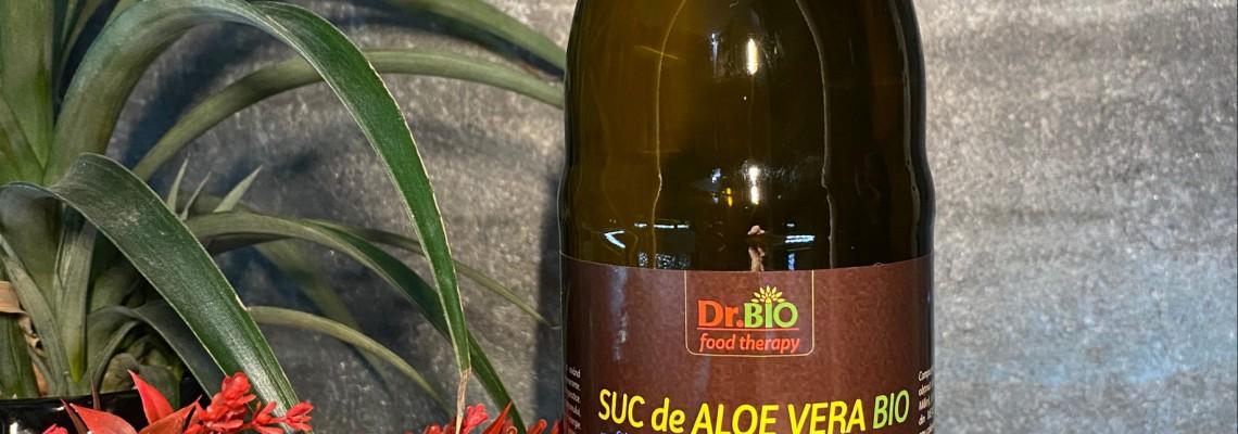 Sucul de Aloe vera – un elixir prețios din Planta Nemuririi