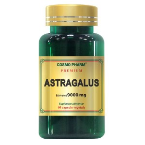 Astragalus Extract, 9000mg, 60 capsule, Cosmopharm