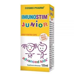 Advanced Kids, Sirop Imunostim Junior, 125ml, Cosmopharm