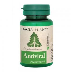 Antiviral 60 comprimate, Dacia Plant