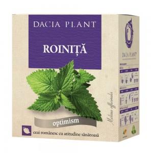 Ceai de roinita, vrac 50 g, Dacia Plant