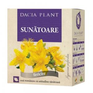 Ceai de sunatoare, vrac 50 g, Dacia Plant