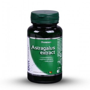 Astragalus extract 60cps, DVR Pharm