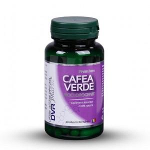 Cafea Verde 60cps, DVR Pharm